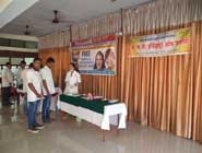 Alumni sponsored medical checkup 28-09-2016