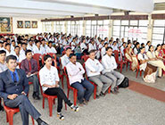 03 Days Workshop on Personality Development ,Industry Expert Lectures & Parent Meeting