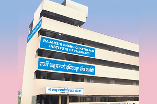 rajarshi shahu chhatrapati institute of pharmacy kolhapur maharashtra