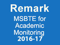 Academic Monitoring for Year 2016 - 17