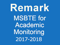 Academic Monitoring for Year 2017 - 18